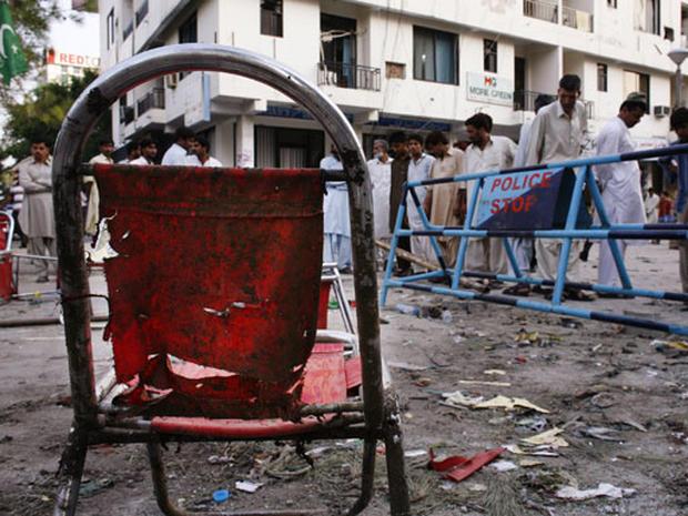 Attacks In Pakistan