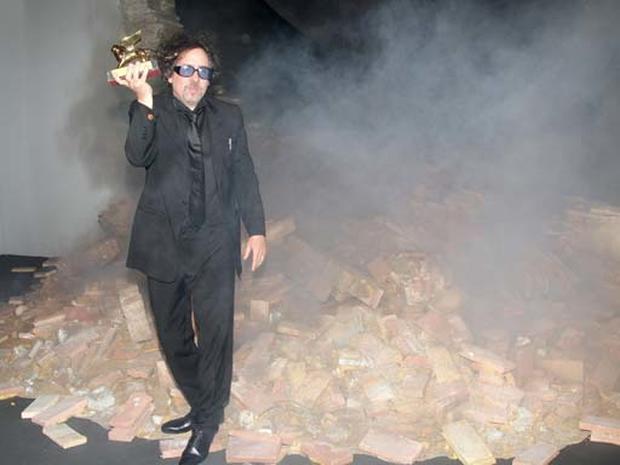 Golden Lion For Tim Burton
