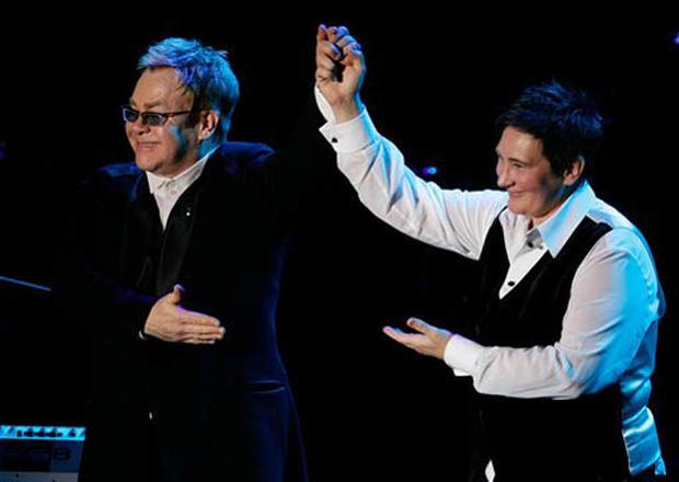 Sir Elton In New York
