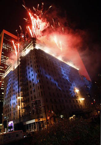 Plaza Hotel's 100th Birthday