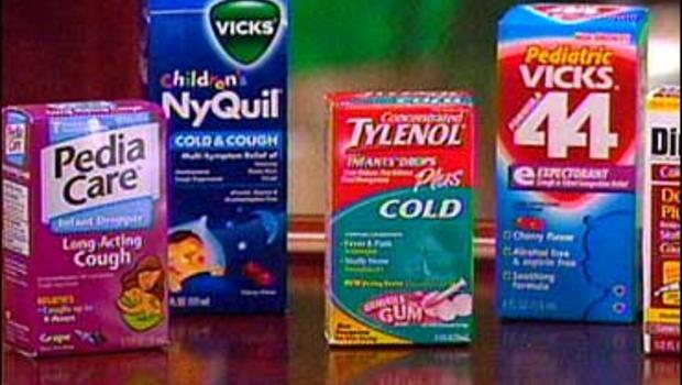 Kids cold medicine