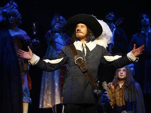 Garner's Broadway  Opening