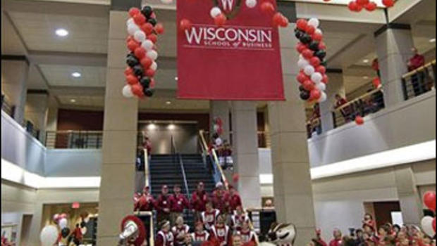 What are the requirements for Wisconsin school of Business?