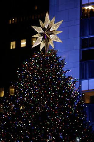 Starry Tree Lighting