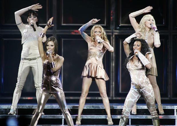 The Spice Girls' Comeback