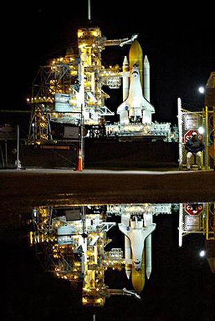 Atlantis Mission STS-122