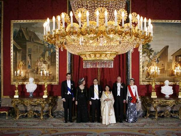 The Spanish Royal Family