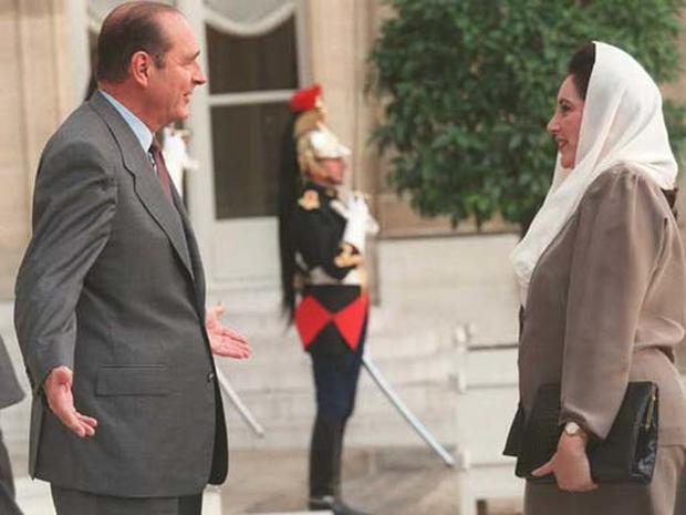Benazir Bhutto:  Career In Photos