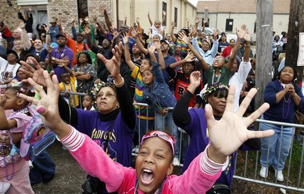 Mardi Gras 2008
