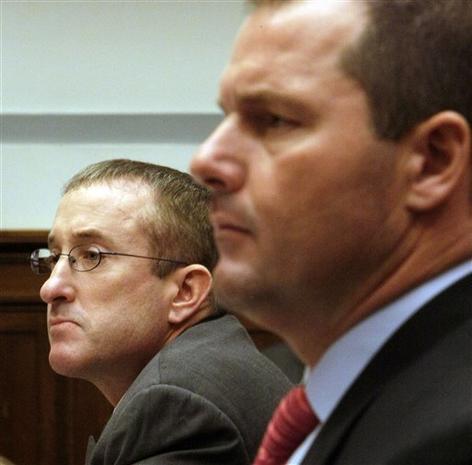 Clemens, McNamee Testify