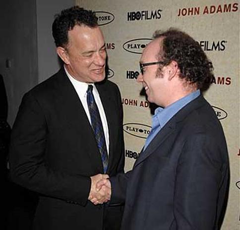"""HBO's """"John Adams"""""""