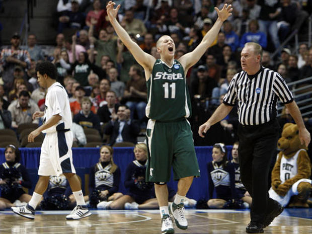 2008 NCAA Hoops 2nd Rd.