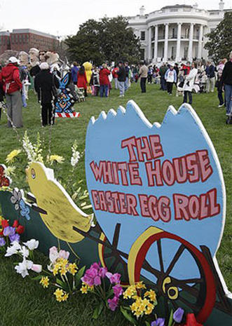 Rolling At The White House