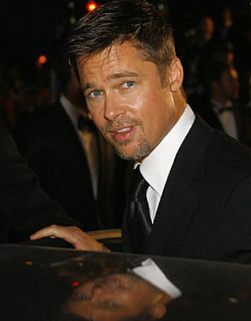 Brad Pitt In Focus