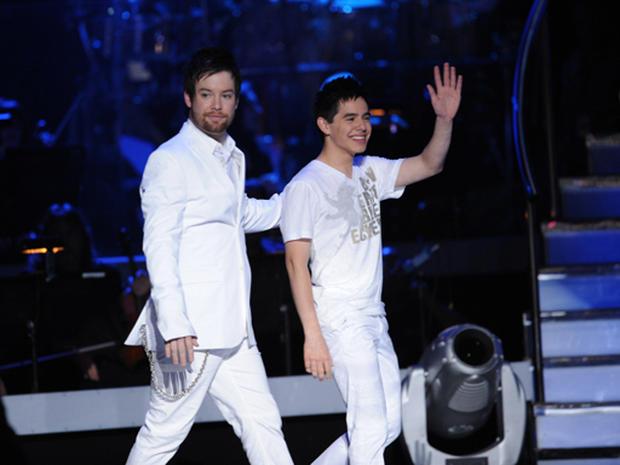 """""""American Idol"""" Season 7 Finale"""