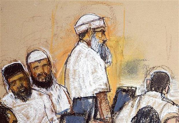 Sept. 11 Suspects Arraigned