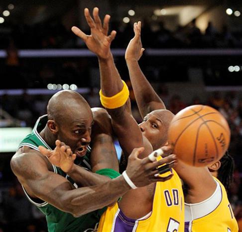 2008 NBA Finals: Game 4