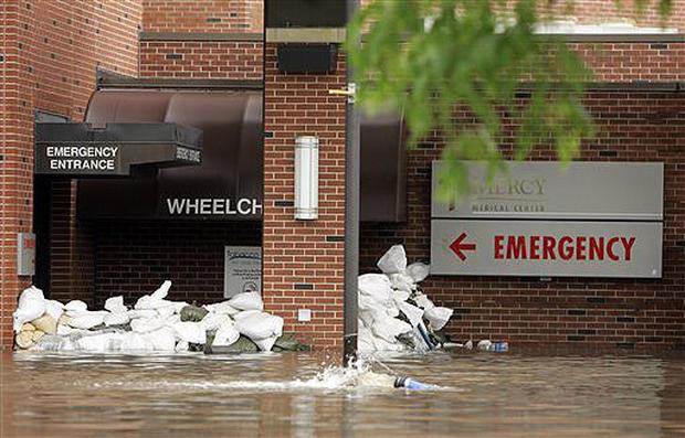 Cedar Rapids Submerged
