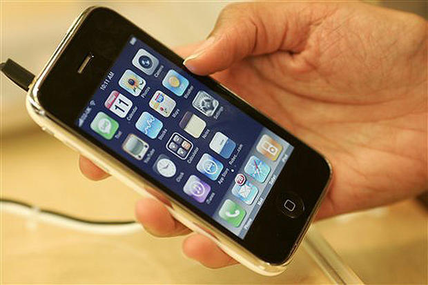 The iPhone In 3G