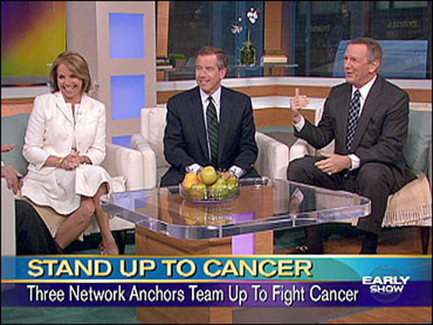 """""""Stand Up To Cancer"""""""
