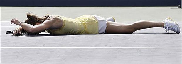 2008 U.S. Open - Week 1