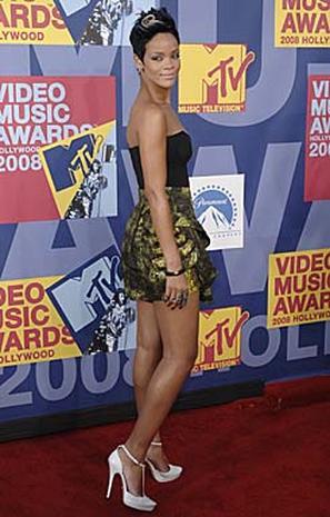 VMA Red Carpet