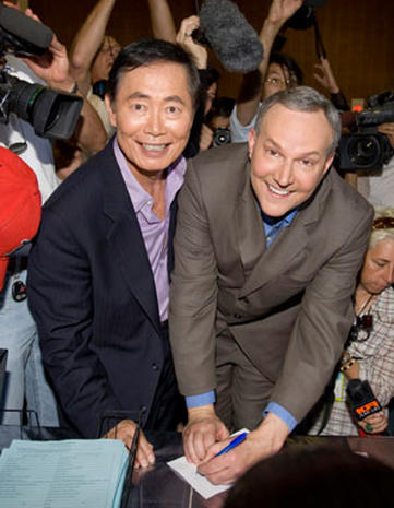 Mr. Sulu Gets Married