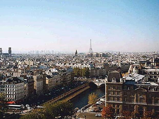 Edith Piaf's Paris