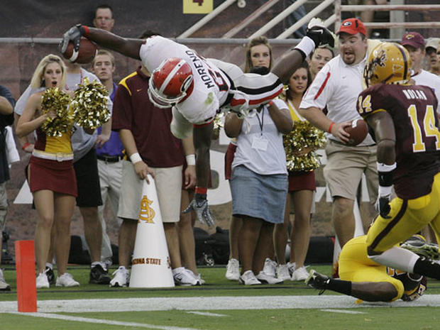 Week in Sports: Sept. 19--Sept. 25