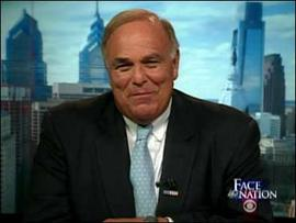 "Gov. Ed Rendell, D-Pa., on ""Face The Nation."""