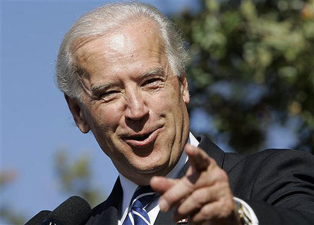 Biden His Time