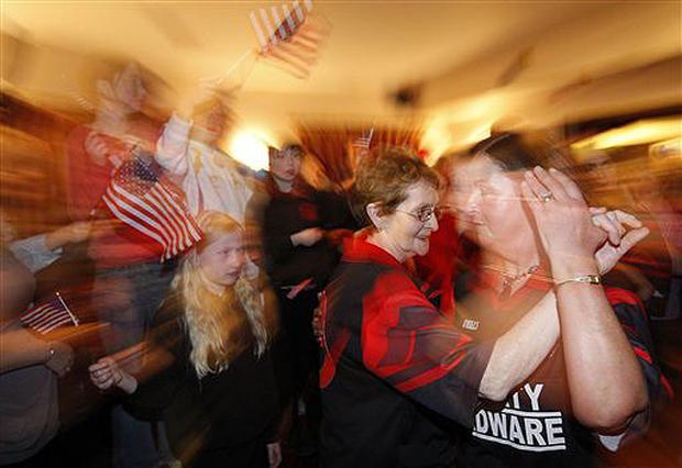 World Watches U.S. Vote