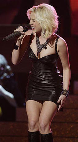 On Stage At The CMAs