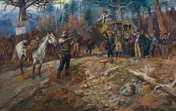 Auction Of Western Art