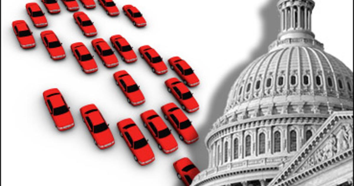 the senates bailout of automakers essay Free essay: the direction of the economy and long-term performance of the major american automakers will be the only real measuring stick that can be used to.