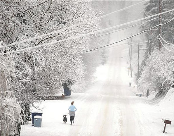 Coast-To-Coast Snow