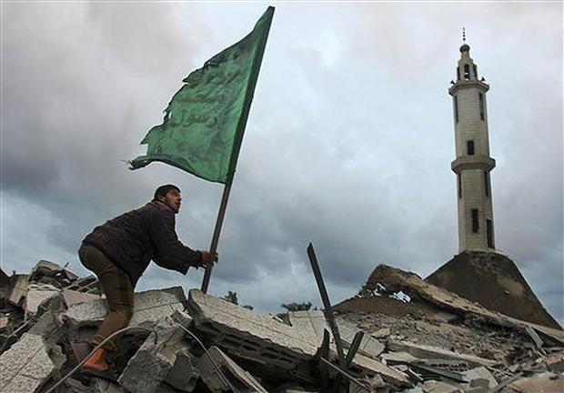 Israel Targets Hamas
