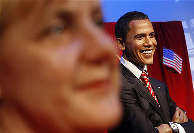 Waxing Presidential