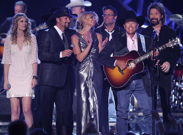 ACM Honors George Strait
