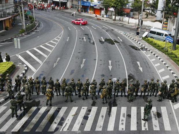 Thailand Turmoil