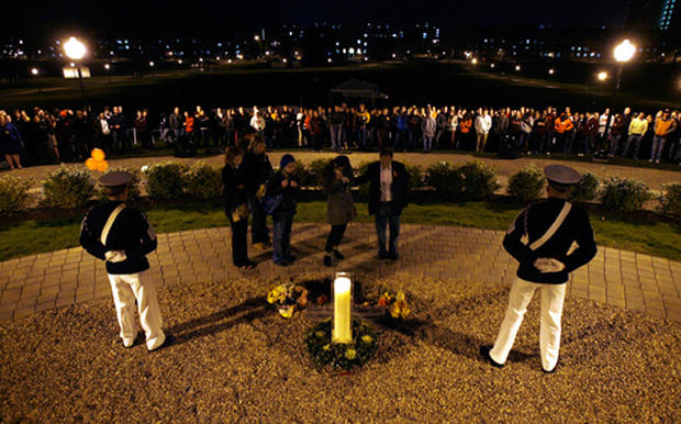 Virginia Tech Remembers