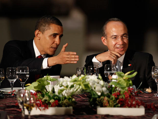 Obama At The Americas Summit