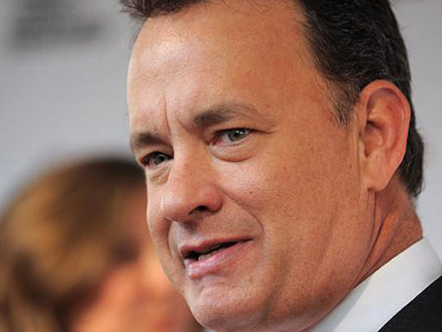 Chaplin Honor For Tom Hanks