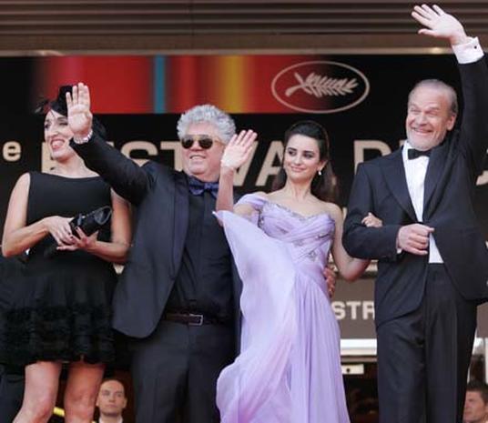 Penelope Cruz At Cannes