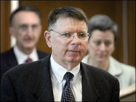 Dr. George Tiller in a March 23, 2009 file photo.