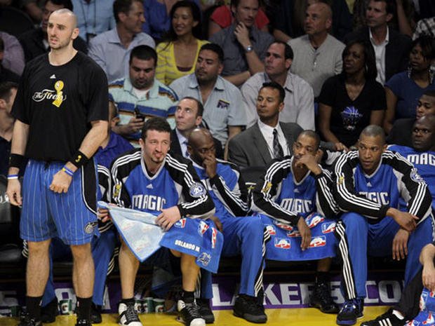2009 NBA Finals: Game 1