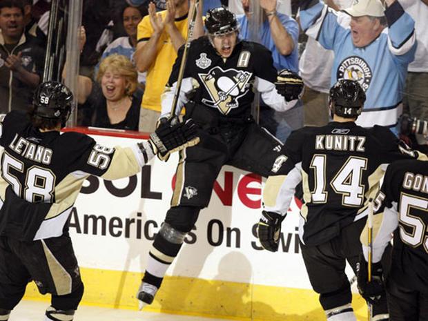 Stanley Cup Finals: Game 4