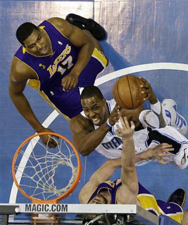 2009 NBA Finals: Game 3
