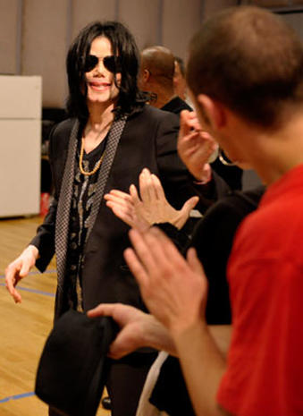 Celebrities Reflect On Michael