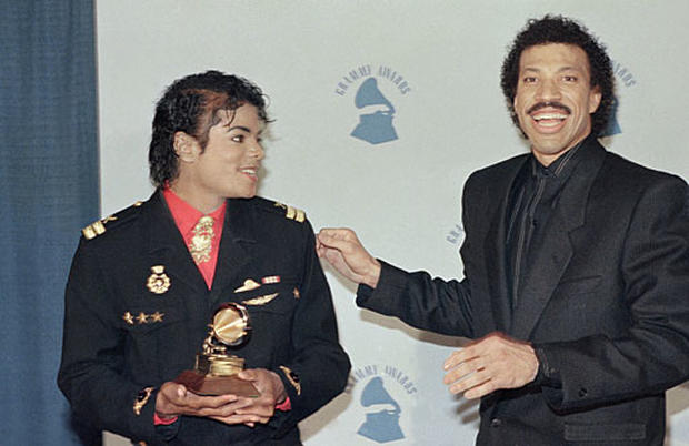 Who Is That With Michael Jackson?